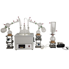 China Factory Professional 10L Vacuum Short Path Distillation