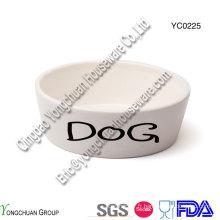 Bol en céramique pour animaux de compagnie