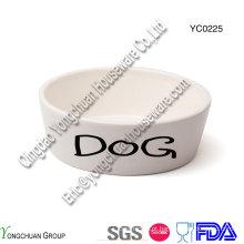 Cerâmica Pet Bowl para Atacado