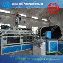 Máquina de tubo de acero reforzado de polietileno de alta densidad