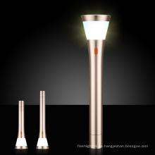 Graceful Design 3 en 1 función Advanced Eye-Care LED CREE T6 Linterna de aluminio