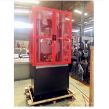 Máquina de teste universal hidráulica 1000KN da exposição de computador