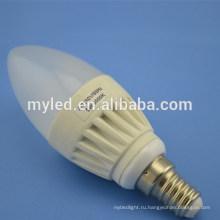 Промотирование Супер яркость 5W Лампа лампы E27 / E14 Dimmable светодиодные бляшки