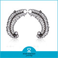 Elegant Fashion Silver Earring and CZ Jewelries (E-0257)