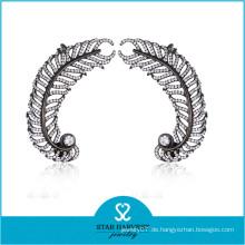 Elegante Mode Silber Ohrring und CZ Schmuck (E-0257)