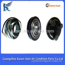 12v PANASONIC auto ac compressor clutch for MAZDA in guangzhou factory