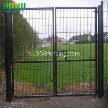 Good+Quality+Welded+Double+Fence+Gate+for+Garden