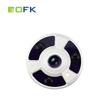 0.001 Низкая освещенность 3.0MP Звездный свет 1,56 мм Панорама Fisheye IP-камера