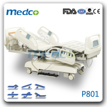P801 Electric eight functions normal hospital bed