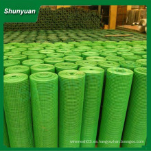 GI soldado malla de alambre para el material de construcción (fabricante de China)