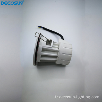 Down Light rotatif ignifuge standard UK