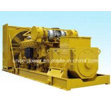 50Hz 2500kVA / 2000kw Jichai generador de motores diesel conjunto