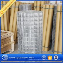 Zhuoda Galvanized Best Quality Cheap Welded Mesh Roll/Wire Mesh