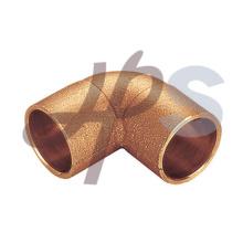 Литье бронза C83600 сварки трубы фитинг