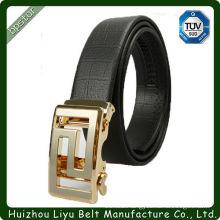Customizing real leather belt honest leather belt with fashion zinc alloy buckle