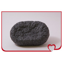 2014new 100% Natural Konjac Sponge Bamboo Black Cleansing Sponge for Both Adult and Baby