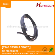 Professional Customized soft flexible rubber coated magnets