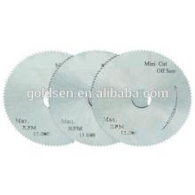 "50mm 2"" Mini HSS Circular Saw Blade For Mini Cut Off Saw"