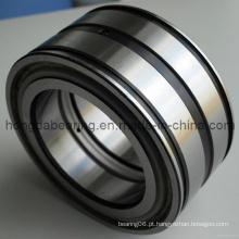 Rolamento de rolo cilíndrico SL185024 do complemento completo da fileira dobro para a roldana do cabo