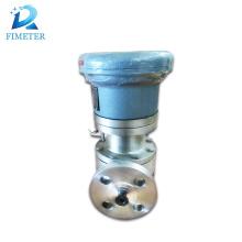 Oval gear liquid diesel fuel oil flow meter