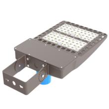 luz de rua LED caixa de sapato