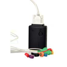 Máquina de ecg digital de frecuencia cardíaca de 12 canales