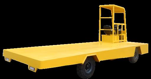Side Drive Electric Platform Truck