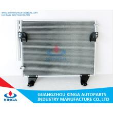 2004 Toyota Hilux/Vega Auto Condenser for High Quality Aluminum Car Air Conditioning