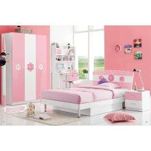 Crianças bonitas cama, mobília do quarto de Kd (L122)
