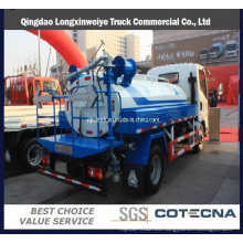Camión cisterna de combustible HOWO 4X2 10m3