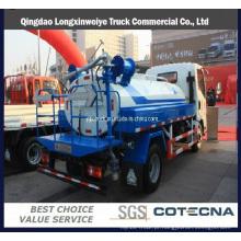 HOWO 4X2 10m3 caminhão tanque de combustível