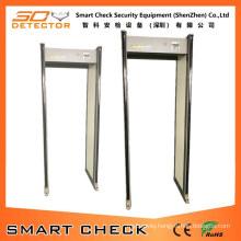 Secugate 650I 33 Zone Aluminum Security Door Walk Through Metal Detector