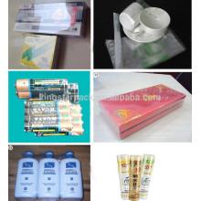 Machine automatique de rétrécissement de film de PE et d'emballage machine de conditionnement à chaud de film de rétrécissement BS400 12