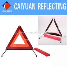 CY Reflector ADVERTENCIA seguridad triángulo seguridad coche signo reflexivo seguro 26 cm * 26 cm * 26 cm