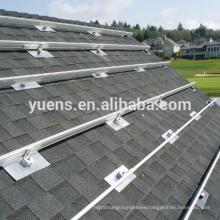 Solar Shingles Asphalt Shingle Roof Mount Solar Panel Set