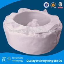 Saco de filtro de polipropileno para centrífuga
