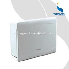 Saipwell 4 Ways Высококачественная распределительная коробка для домашнего использования 224 * 220 * 80 Водонепроницаемая распределительная коробка