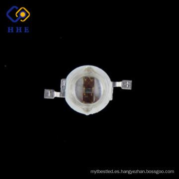 Promoción de alto brillo 5w 740nm ir de alta potencia de infrarrojos led