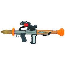 Ejetação de projeção Sul e Foguetes Brilhantes Toy Gun