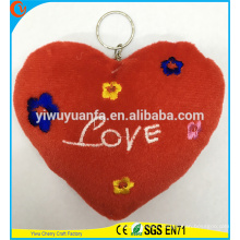 Hot Selling High Quality Novelty Design Valentine Gift Heart Shape Pillow