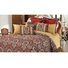 China supplier wholesale 100% cotton quilt comforter manufacturer