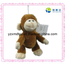 New Arrival Plush Monkey Keychain Toy