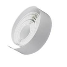 Tuyau de rétrécissement de la chaleur de PVC blanc de 35mm 2: 1 manchon de câble thermorétractable pour la batterie
