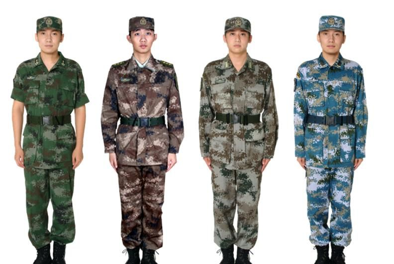 Military Army Fabric