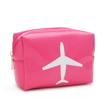 The Clear Bag Store Tsa Compliant Carry on Travel Cosmetic Toiletry Bag Airplane Pink