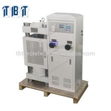 Máquina de prueba de compresión de hormigón de ladrillos digitales computarizados de cemento de mortero
