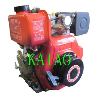 Motores diésel de 10 CV, cilindro único refrigerado por aire KA188F