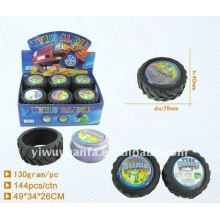 Novelty Funny Tyre Putty Smile Toy