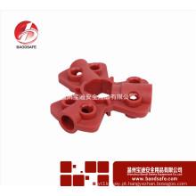 Wenzhou BAODI Bloqueio pneumático de desconexão rápida BDS-Q8601 Vermelho
