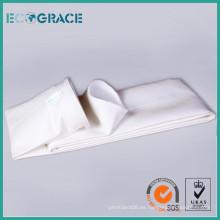 ECOGRACE plantas de cemento PTFE tela tela filtro de polvo bolsa